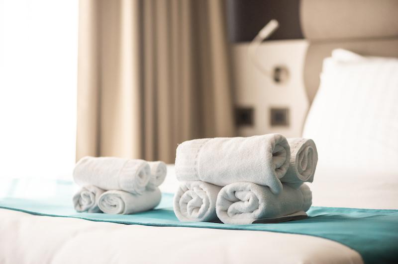 dettaglio fotografico professionale hotel
