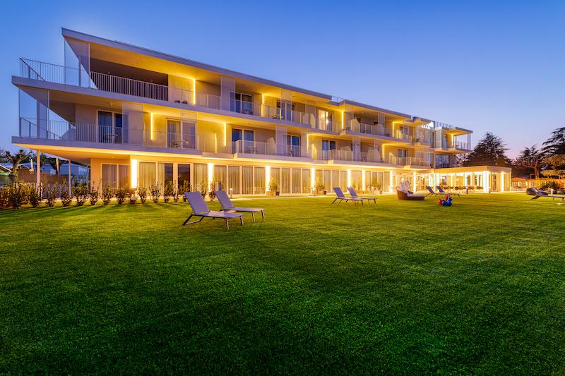 immagine professionale esterno hotel vision