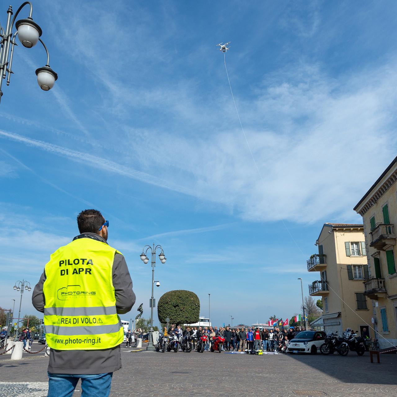 photoring operatore drone enac