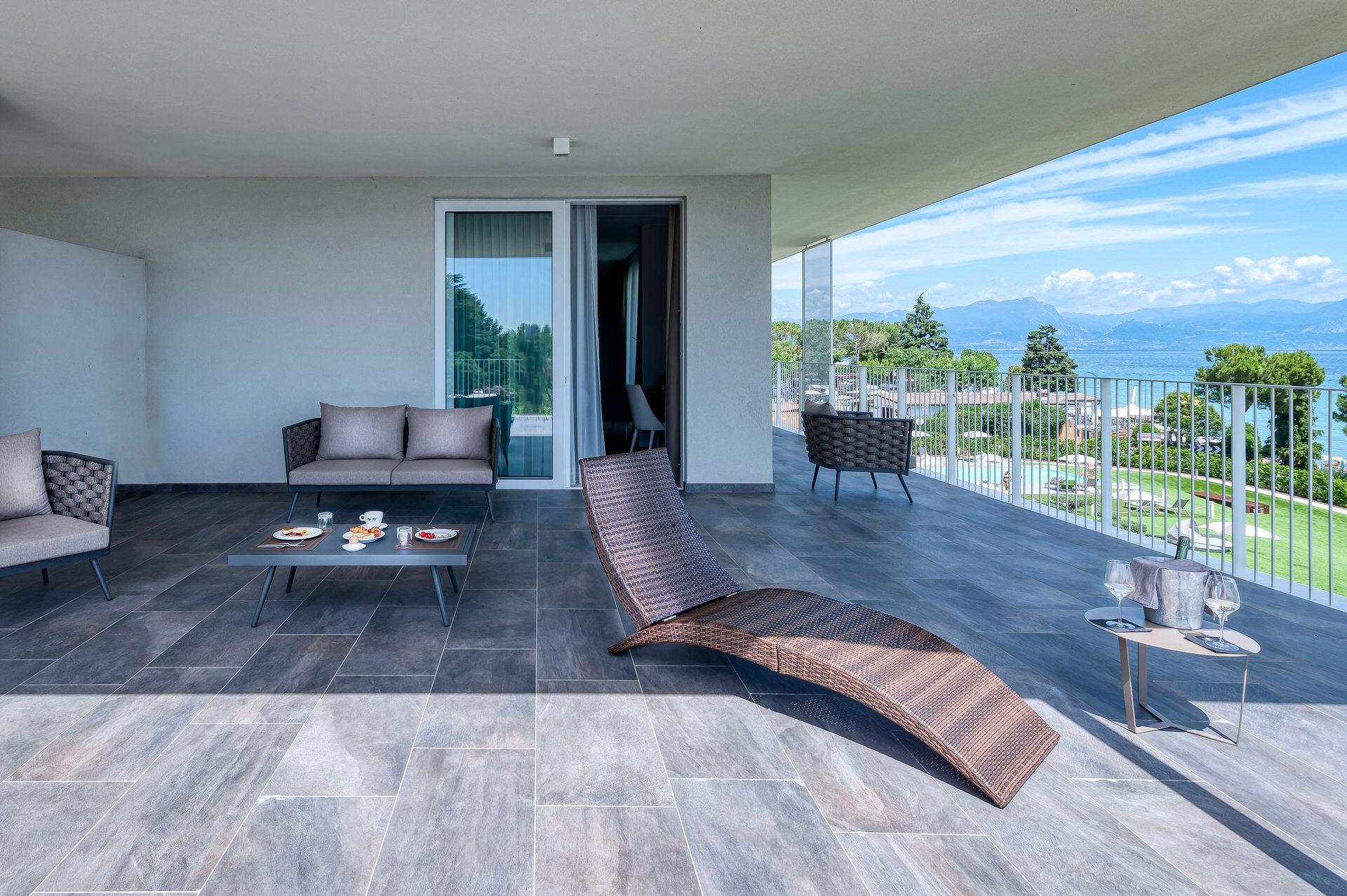 servizio fotografico professionale terrazzo suite hotel