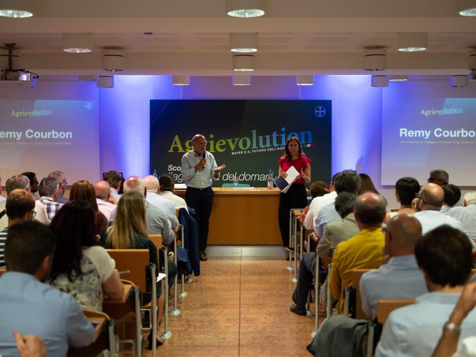 portfolio phooring-evento aziendale bayer verona