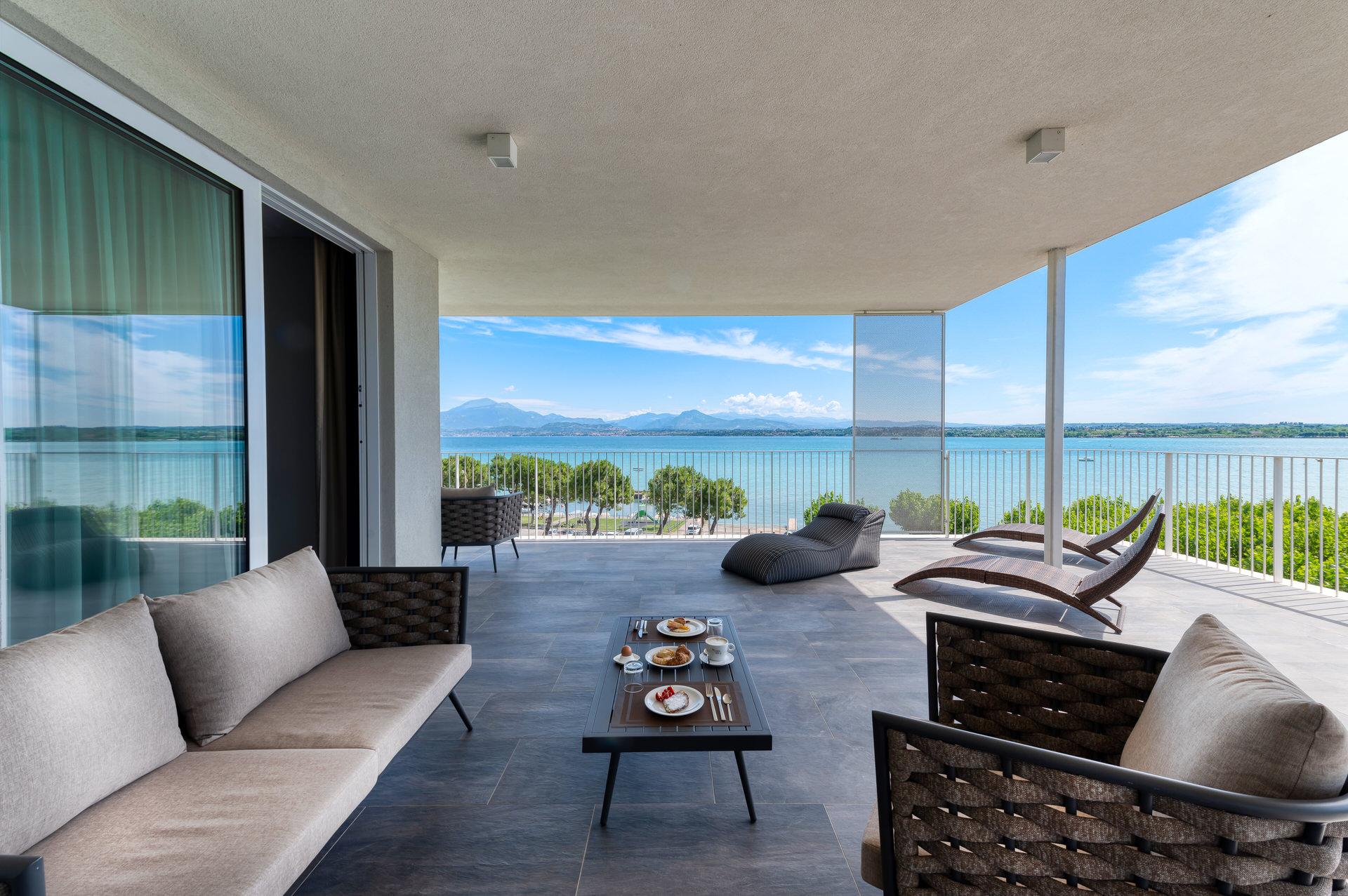 terrazzo panoramico suite vision hotel