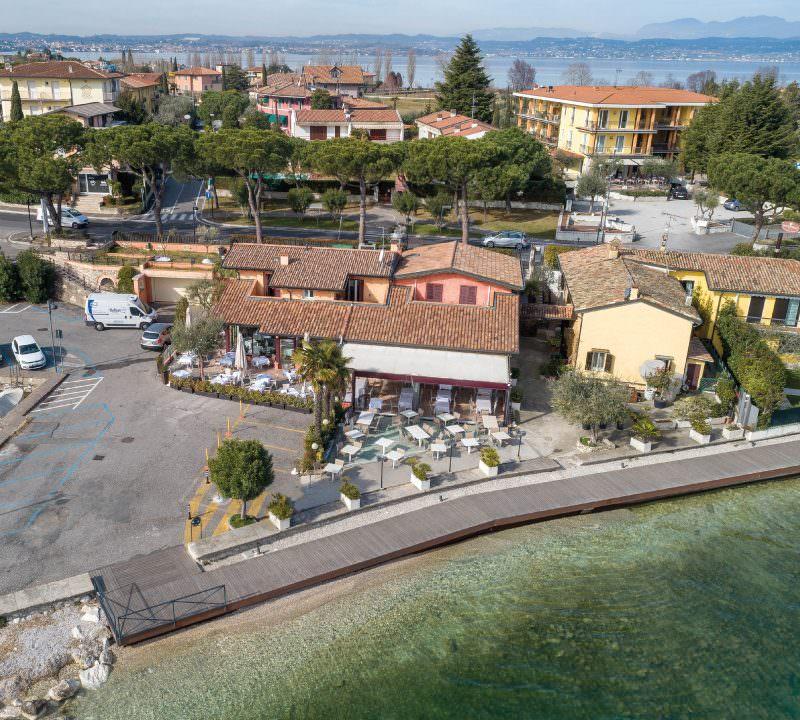 rilievo fotografico drone-photoring-lago garda