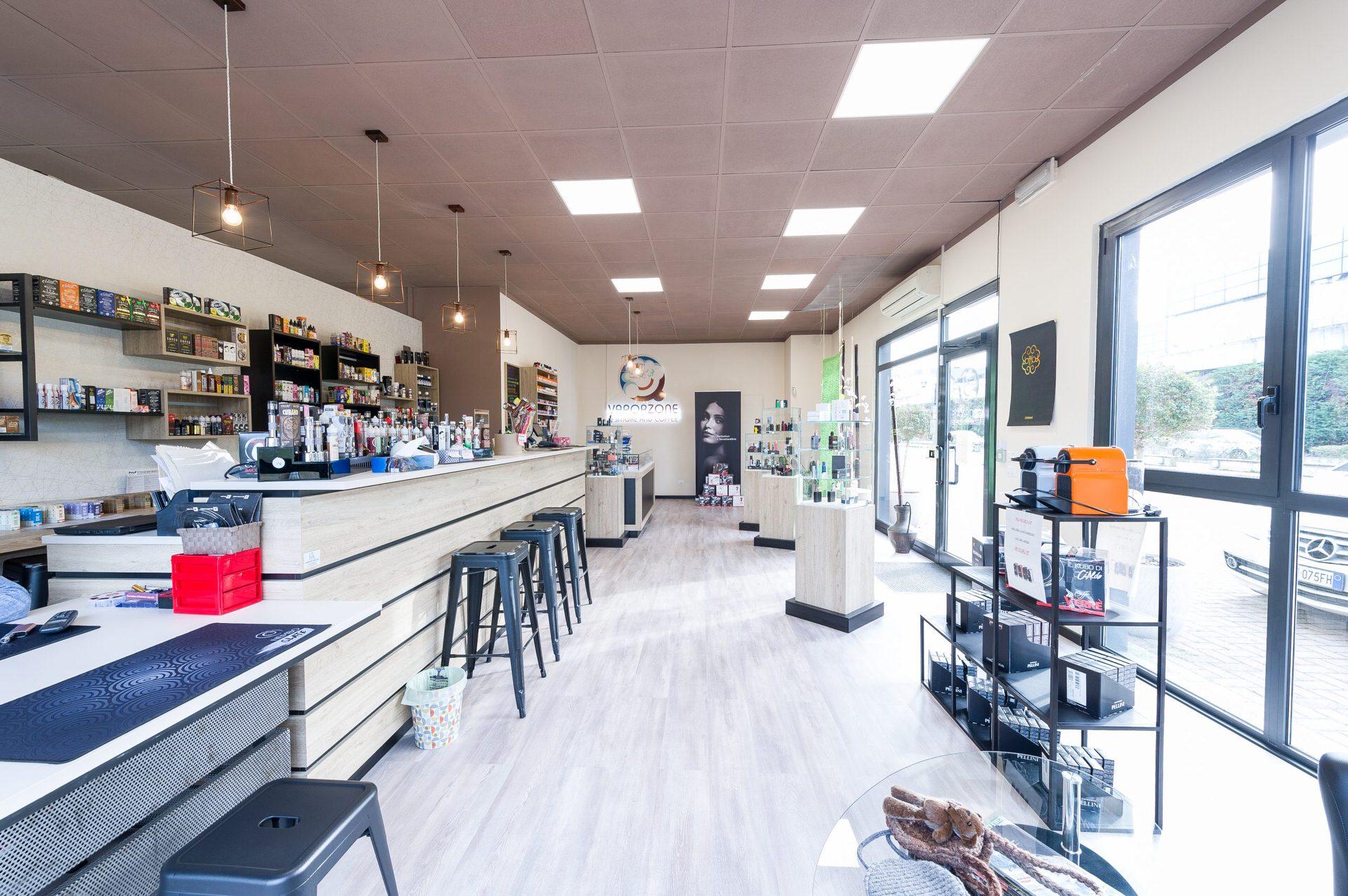 servizio fotografico professionale commerciale interno negozio