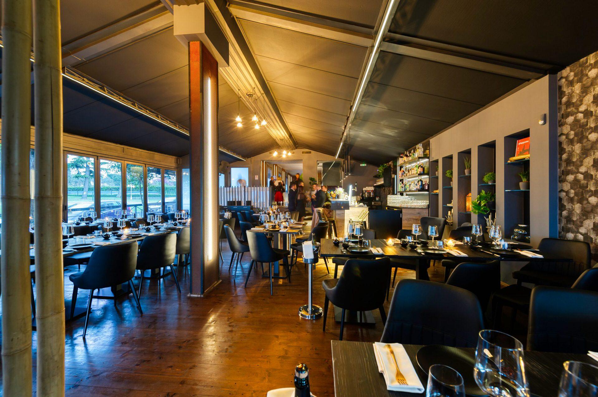 fotografia professionale commerciale interni ristorante brescia