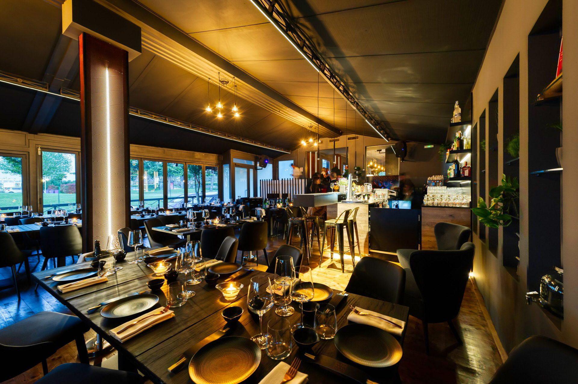 servizio fotografico professionale commerciale design arredamento ristorante