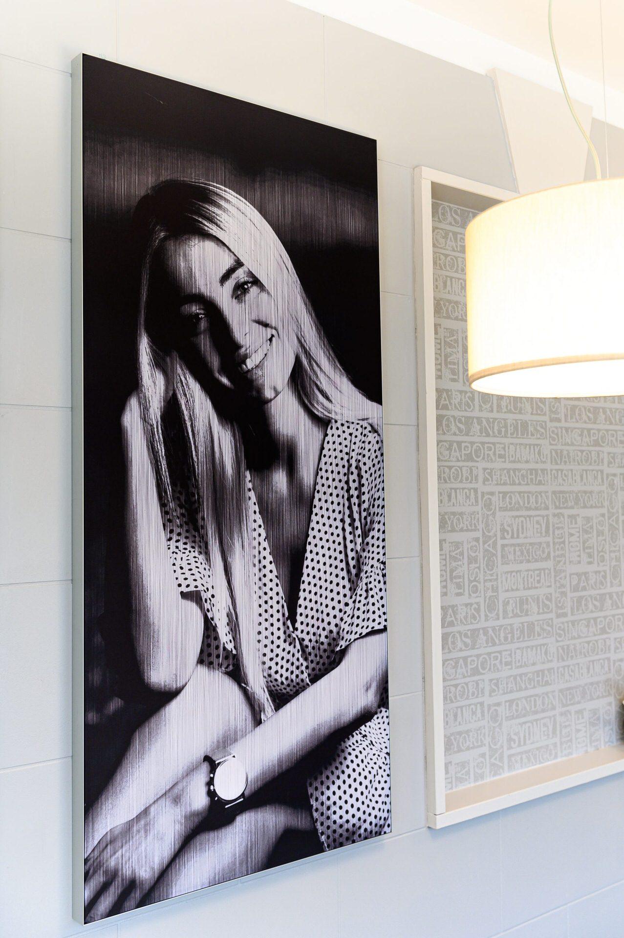 Fotografie professionali commerciali azienda pannelli fonoassorbenti