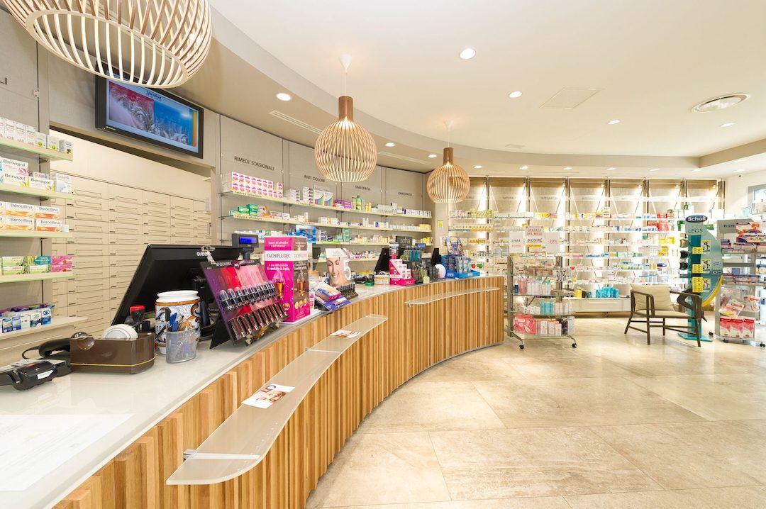 servizio fotografico commerciale interni farmacia