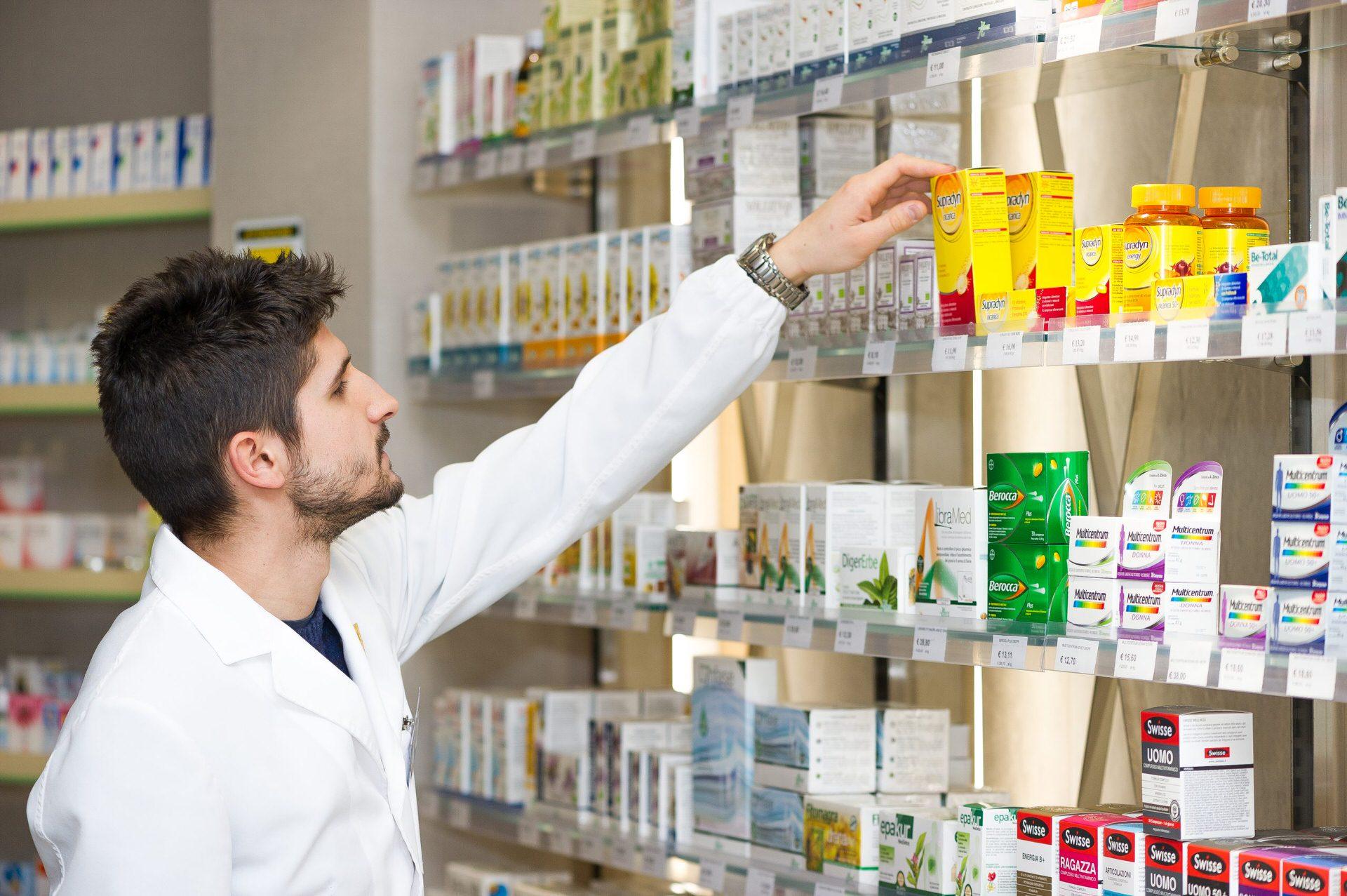 fotografia ritratto professionale team farmacia